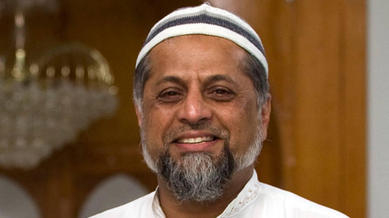 New Zealand Muslim Association president Firoz Patel