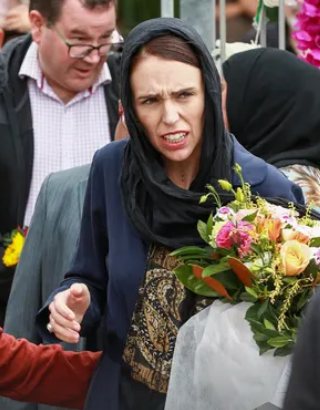 Over 200 terrorists under observation, Afghans take NZ government to court, Adern submits to sharia