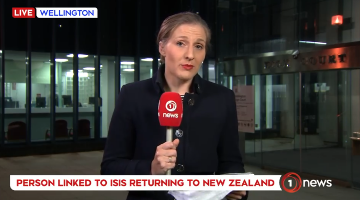 NZ welcomes another Isis Terrorist