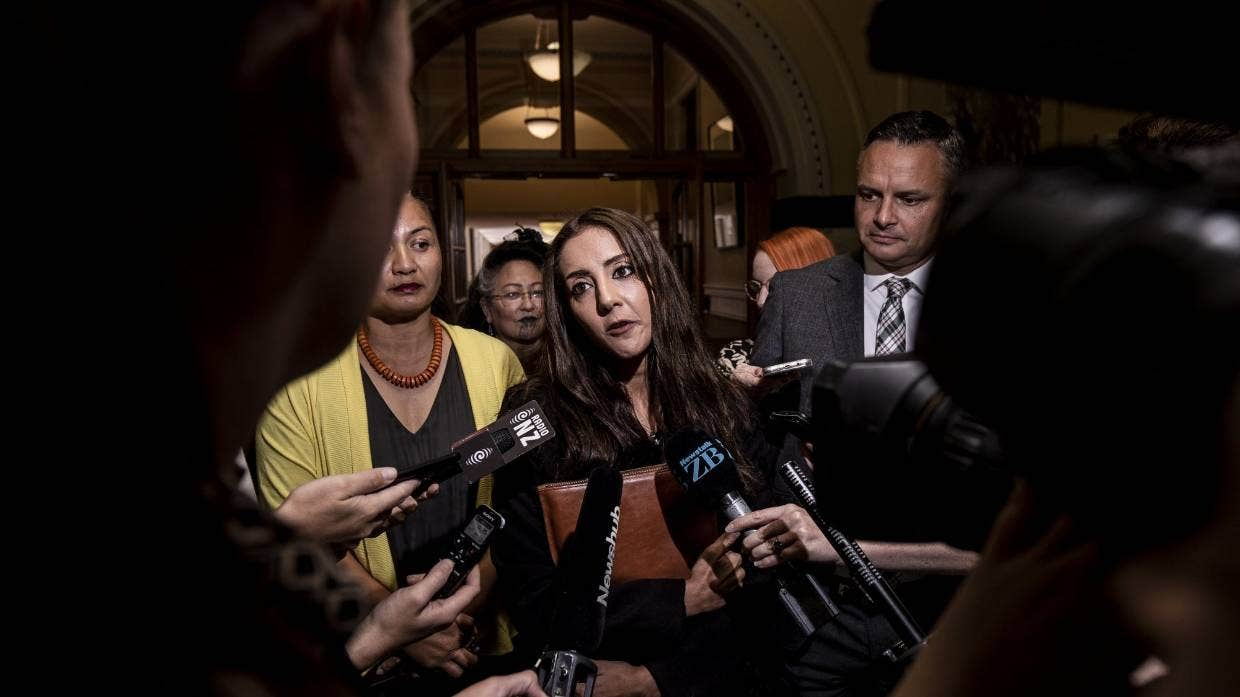 NZ declare an Islamic State of Palestine
