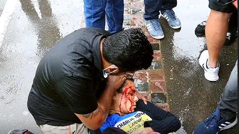 Hatun Tash stabbed at Speakers Corner